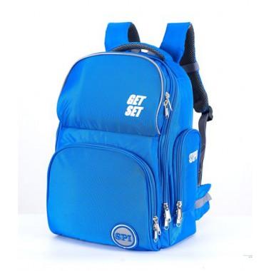 SPI護脊書包 藍 Get Set 19 S