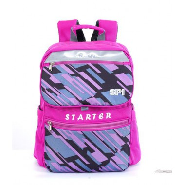 SPI護脊書包 粉紅 Starter 19 L