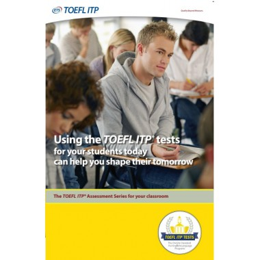 TOEFL ITP Reading, Listening and Language Form and Meaning Test