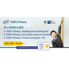 TOEFL Primary Reading and Listening test Step 2  + Practice test book