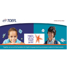 TOEFL Primary online course (3 months)