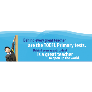 TOEFL Primary Speaking TEST