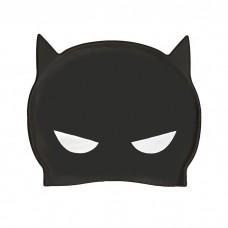Zoggs - Batman 3D Silicone Swim Cap (Black/Yellow)