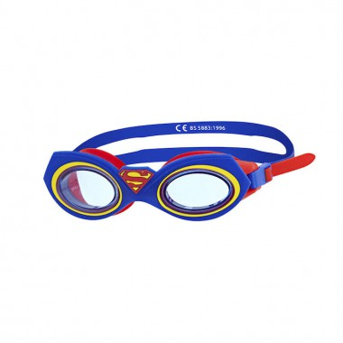 Zoggs - Superman Character Goggle (Blue/Red)