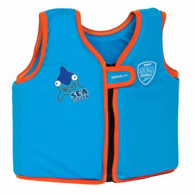 Speedo - Child's Sea Squad Float Vest (Blue)