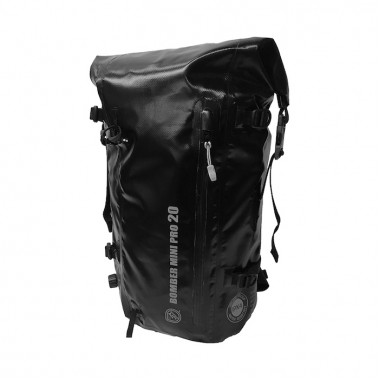 JR Gear - Bomber Mini Pro Version J 20 Liters (Black)
