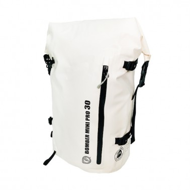 JR Gear - Bomber Mini Pro Version J 20 Liters (White)