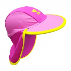 TYR - Child's Sun Protection Hat (Pink)