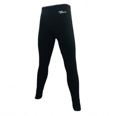 Swim Sports - 0.5mm Child's Thermal Fleece Tight (Black)