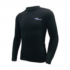 Swim Sports - 0.5mm Child's Thermal Fleece Top (Black)