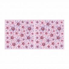 Water Sports - Microfiber Chamois Towel (80cm × 160cm) (Pink)