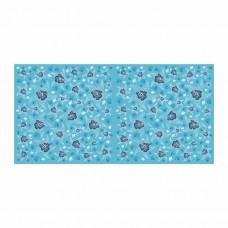 Water Sports - Microfiber Chamois Towel (80cm × 160cm) (Blue)