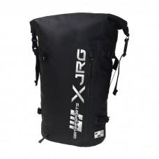 JR Gear × Water Sports - Waterproof Backpack 30 Liters (Black/Silver)