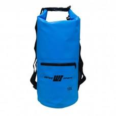 Water Sports - PVC Dry Bag 10 Liters (Blue)