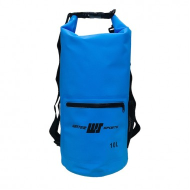Water Sports - PVC Dry Bag 10 Liters (Blue)