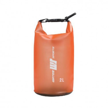 Water Sports - Dry Bag 2 Liters (Orange)