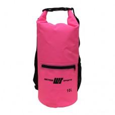 Water Sports - PVC Dry Bag 10 Liters (Pink)