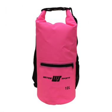Water Sports - PVC Dry Bag 10 Liters (Pink)