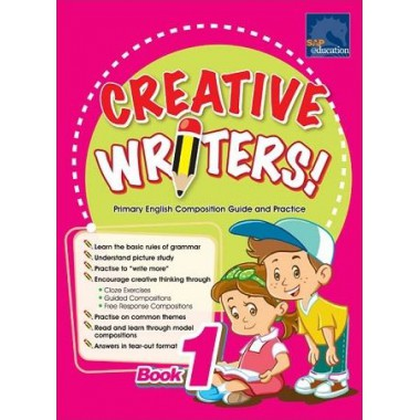 CREATIVE WRITERS BOOK 1