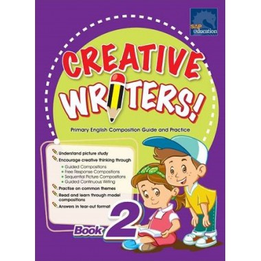CREATIVE WRITERS BOOK 2
