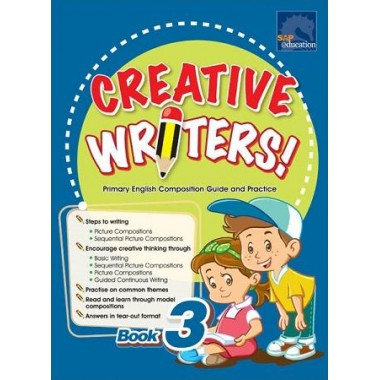 CREATIVE WRITERS BOOK 3