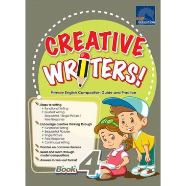 CREATIVE WRITERS BOOK 4