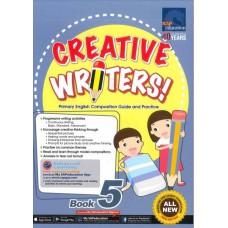 CREATIVE WRITERS BOOK 5