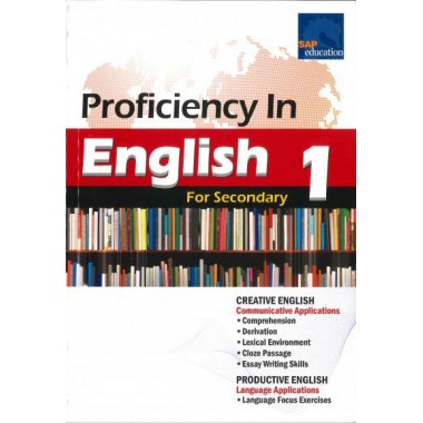 Proficiency In English for Secondary 1