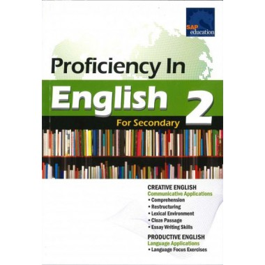 Proficiency In English for Secondary 2