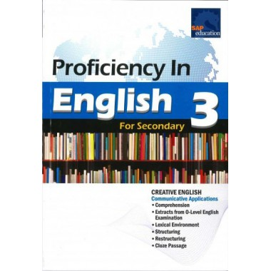 Proficiency In English for Secondary 3