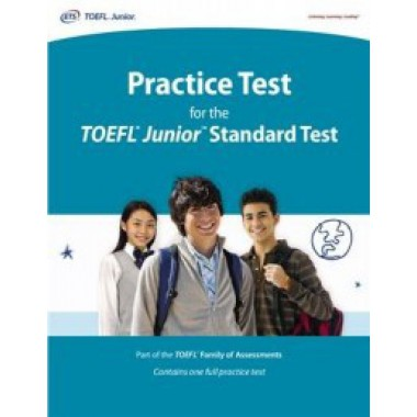 TOEFL Junior® Practice test book+CD