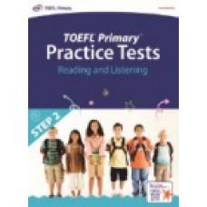TOEFL Primary Practice test book