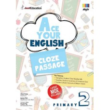Ace Your English Cloze Passage - 2  Book