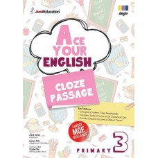 Ace Your English Cloze Passage - 3  Book
