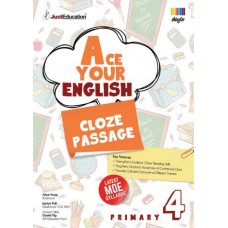 Ace Your English Cloze Passage- 4  Book