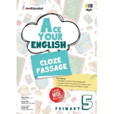 Ace Your English Cloze Passage- 5  Book