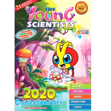 Young Scientist Box Set 2020 (10 Books) L1