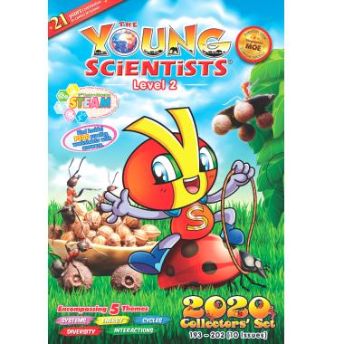 Young Scientist Box Set 2020 (10 Books) L2