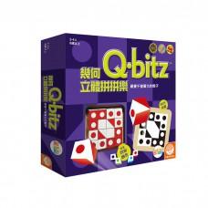 Q-bitz 幾何立體拼拼樂