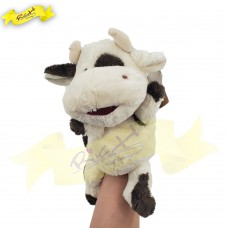 Color Rich - Hand Puppet - Cow