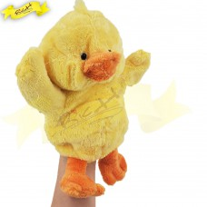 Color Rich - Hand Puppet - Duckling