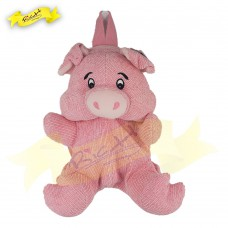 Color Rich - Kids Backpack- Pig