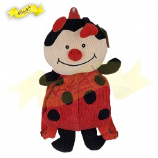 Color Rich - Kids Backpack- Ladybug