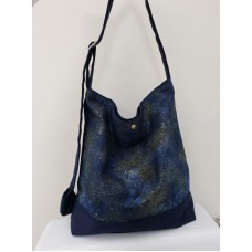 YLS Handmade Fabric Handbag (B007)