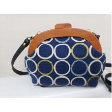 YLS Handmade Fabric Handbag (B008)