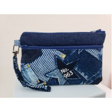 YLS Handmade Fabric coin pouch (C002)