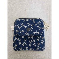 YLS Handmade Fabric coin pouch (C003)