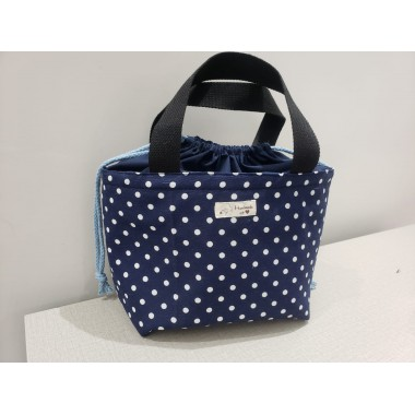 YLS Handmade Fabric Lunch Bag (L001)