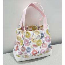 YLS Handmade Fabric Lunch Bag (L002)