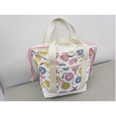 YLS Handmade Fabric Lunch Bag (L003)